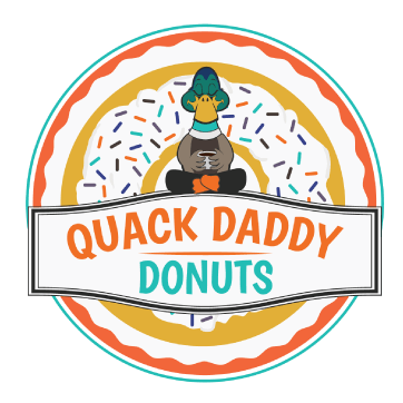 Quack Daddy Donuts-Full-Logo